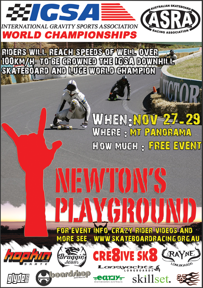 Newtons 09 Poster